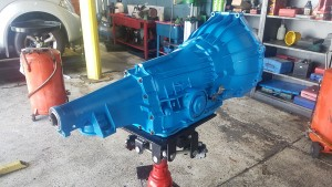 automatic gearbox reconditioning Brisbane